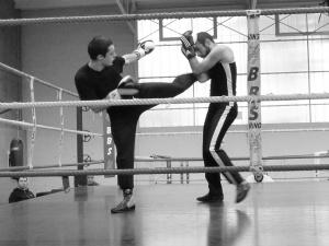Boxe française rennes - Ethique Esthétique Efficace Éducative
